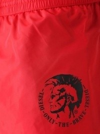 Bañador Diesel Sandy-E Rojo