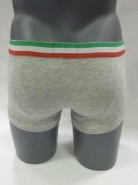 Calzoncillo bóxer Emporio Armani en algodón en gris