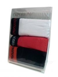 Emporio Armani 3 Pack Trunk