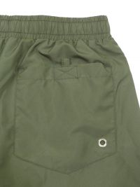 Bañador Hombre Emporio Armani Liso en Verde