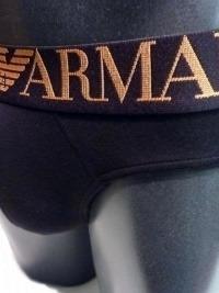 Slip Emporio Armani Shaded Eagle