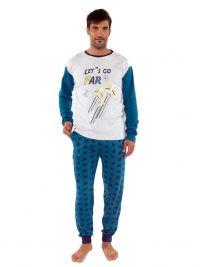Pijama Muydemi mod. Let´s go con puños