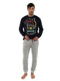 Pijama Muydemi mod. Pinball con puños