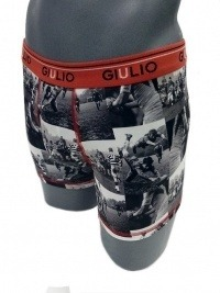 Boxer Giulio Lycra Rugby