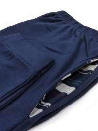 Pijama Guasch Listado con puños