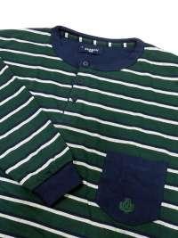 Pijama Guasch Verde con puños