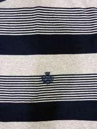 Pijama Guasch Listado azul con puños