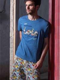 Pijama Lois Azul