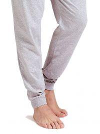 Pijama GUESS en algodón azul con puños