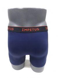 Boxer Impetus en microfibra mod. Voyager en marino
