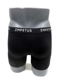 Boxer Impetus en microfibra mod. Voyager en negro