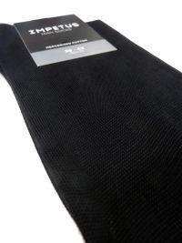 Calcetín Impetus Hilo de Escocia en negro