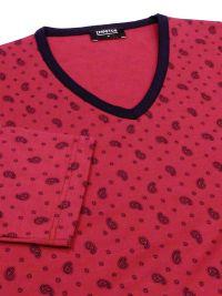 Pijama Impetus Algodón y Modal mod. Carded con cashmeres