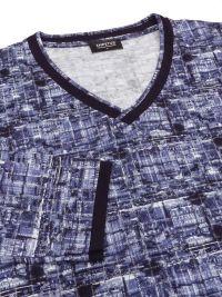 Pijama Impetus Algodón y Modal microestampado