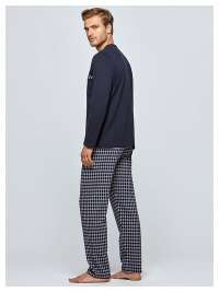 Pijama Impetus de Algodón mod. Touriga
