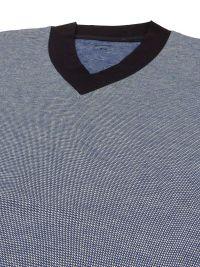 Pijama Térmico Impetus mod. Jasper en azul marino y cuello pico