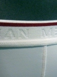 Boxer JAN MEN Fresh Blanco