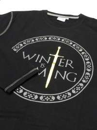 Pijama Juego de Tronos Winter is Coming