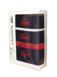 3 Pack Boxers Lacoste 9BR