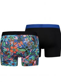 Pack 2 Boxers Levi´s 200 Series Flower Azul