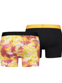 Pack 2 Boxers Levi´s 200 Series Tropical Amarillo