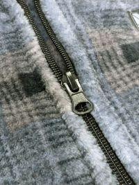 Parka Polar Massana Homewear en gris