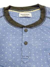 Pijama Massana Hombre con tapeta azul