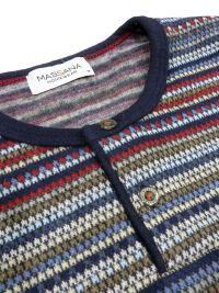 Pijama Massana en Terciopelo a rayas
