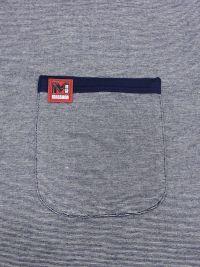 Pijama Massana de Bambú con bolsillo en el pecho