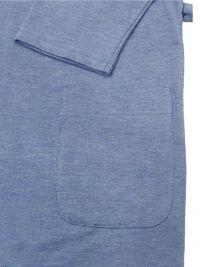 Bata Massana en Azul Jeans