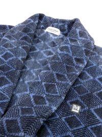 Bata Polar Hombre Massana Azul Cobalto