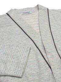 Bata Massana Homewear Corta Gris