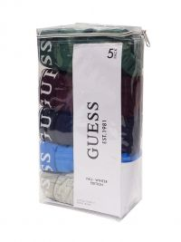 5 Days Pack Guess de Boxers Basicos