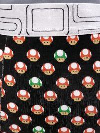 2 Pack Soy Underwear Boxer Mario