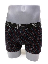 2 Pack Soy Underwear Boxer Play Videojuegos
