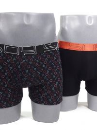 2 Pack Soy Underwear Boxer Play Videojuegos