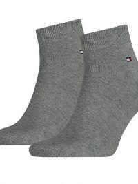 Pack de Calcetines Bajos Tommy en gris