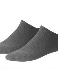 Pack de Calcetines Tobilleros Tommy Hilfiger en gris