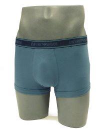 3 Pack Boxers Emporio Armani en tonos azules
