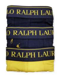3 Pack Boxers Polo Ralph Lauren BBY