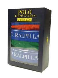 3 Pack Boxers Polo Ralph Lauren AVN