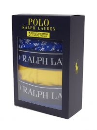 3 Pack Boxers  Polo Ralph Lauren PAmA