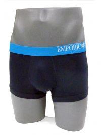 3 Pack Boxers Emporio Armani en azul marino