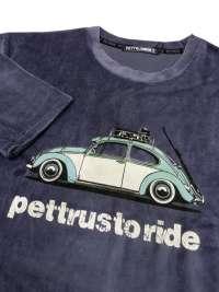 Pijama Pettrus Man Terciopelo Ride