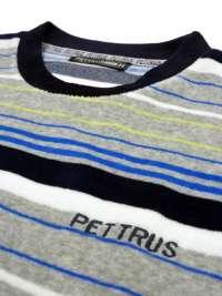 Pijama Pettrus Man en Terciopelo a rayas