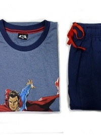 Pijama Punto Blanco Superman