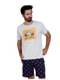 Pijama Admas Hombre Urban Mobility