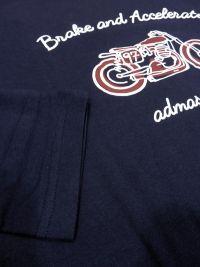 Pijama Admas Bikes en azul