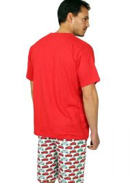 Pijama Admas Hombre con coches clásicos