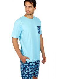 Pijama Admas Hombre Palms